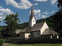 Poljana, Prevalje - cerkev sv. Janeza Krstnika.jpg
