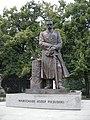 Pomnik Marszałka Józefa Piłsudskiego - sierpień 2012.jpg