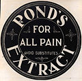 Pond's Extract For All Pain.jpg