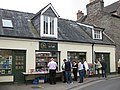 Popular bookshop, Lion Yard, Brecon - geograph.org.uk - 1561061.jpg
