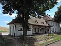 Poriadie- železničná stanica - panoramio.jpg