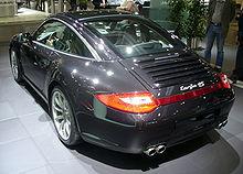 Porsche Targa Wikipedia