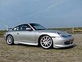 Porsche GT3 at Maasvlakt Beach (9296211850).jpg
