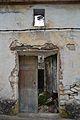 Porta d'una casa de Llombai, la Vall de Gallinera.JPG