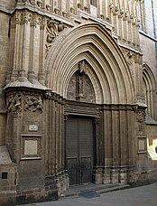 Portal de San Ivo