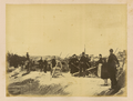 Porte Maillot. The Great Battery from the Left. May 14th, 1871, 5-30 AM, under Fire of Mont Valérien WDL1296.png