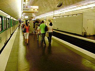 Porte dAuteuil (Paris Métro) Paris Métro station