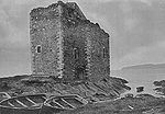Portencross Castle in 1900