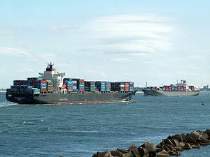 Portland Senator p5, Port of Rotterdam, Holland 08-Jul-2006.jpg