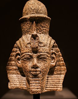 Amenhotep III Ninth Pharaoh of the Eighteenth dynasty of Egypt