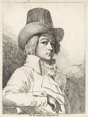 Burnet Reading - Burnet Reading by Samuel De Wilde, 1798.