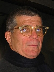 Portrait of David Mamet in the WNYC studios on February 12 2007.jpg