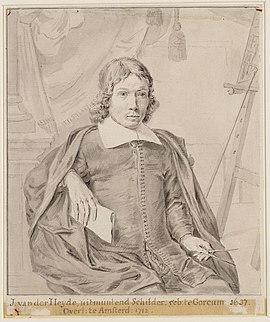 Jan van der Heiden, de Oude