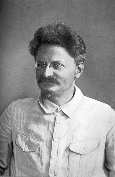 File:Portrait of Leon Trotsky.jpg