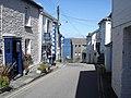 Portscatho - narrow streets - geograph.org.uk - 1181436.jpg