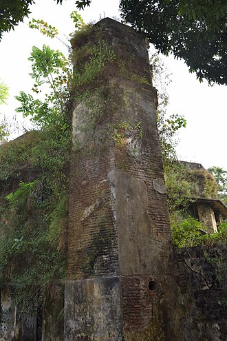 Chittagong - One of the few surviving structures of the Portuguese settlement in Chittagong