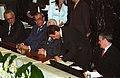 Posse de Aécio Neves como governador de Minas Gerais em 1º de janeiro de 2003.jpg
