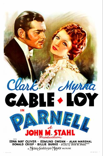 Parnell (film) - Image: Poster of Parnell (film)