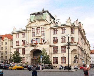 New City Hall (Prague) Pragues city hall
