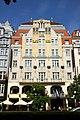 Praha - Hotel Zlatá Husa Václavské náměstí 7.JPG