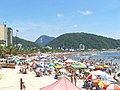Praia central de Guaratuba.JPG