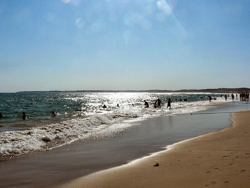 Image:Praia de Alvor.JPG