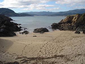 Ortigueira - Orbeiro Beach.