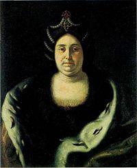 Прасковья Фёдоровна