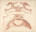 "Preparatory Studies for Plates 90 and 91 of ""Maisons de plaisance,"" Volume II MET DP805349.jpg"