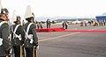 Presidente boliviano, Evo Morales visita a Gobierno Nacional. Canciller Patiño recibe en base aérea (5079401368).jpg