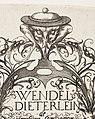 Print, Plate 4, from Die Folge der phantastischen Schmucksträβe (Suite of Fantastic Ornamental Bouquets), 1614 (CH 18565579-2).jpg