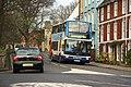 Priorygate traffic - geograph.org.uk - 2759242.jpg