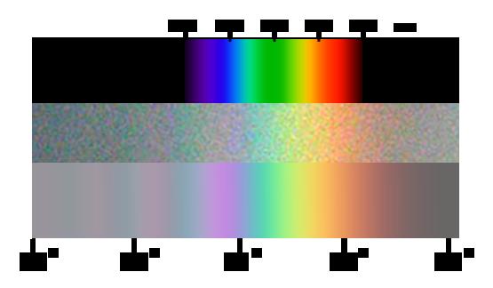 Prism compare rainbow 01
