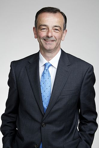 Martin Bridson - Martin Bridson at the Royal Society admissions day in London in 2016