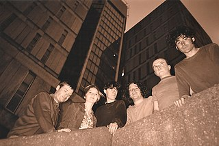 Prolapse (band) English musical group