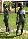 Public Art-Fledglings, Shenton College, Perth.jpg