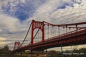 Necochea - Hipólito Yrigoyen Bridge