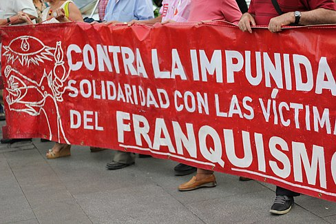 Puerta del Sol Franco Protest May 15 2014 09.JPG