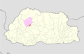 Punakha Lingmukha Gewog Bhutan location map.png