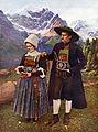Pustertaler Bauernpaar auf dem Kirchgange.jpg