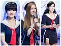 QBS members during a showcase on August 3, 2015.jpg