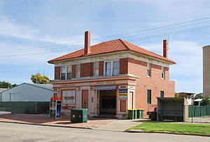 Quambatook - Image: Quambatook Post Office 002