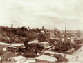Queensland State Archives 2293 View of Brisbane from chimney of Bartons Electric Works towards Spring Hill c 1897.png