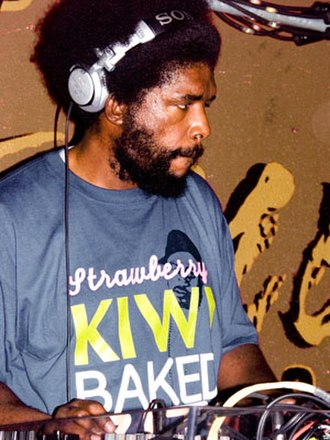 New Amerykah Part One (4th World War) - Producer and drummer Questlove (pictured in 2006) sent music to Badu during her hiatus.