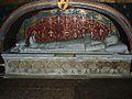 Quimper 15 Cathédrale Le tombeau de Mgr Nouvel de La Flèche.jpg
