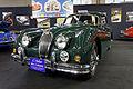 Rétromobile 2011 - Jaguar XK 140 SE- 1956 - 001.jpg