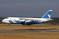 RA-82077 - A124 - Volga-Dnepr Airlines