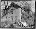 REAR AND SOUTH SIDE, LOOKING NORTHEAST - Strong House, 2715 Park Avenue, Cincinnati, Hamilton County, OH HABS OHIO,31-CINT,69-6.tif