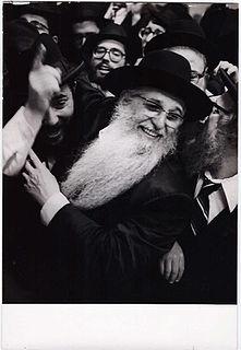 Aaron Schechter American rabbi