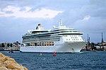 Radiance of the Seas, Fremantle, 2015 (02).JPG